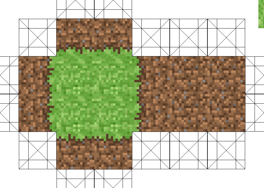 Grass 2x2