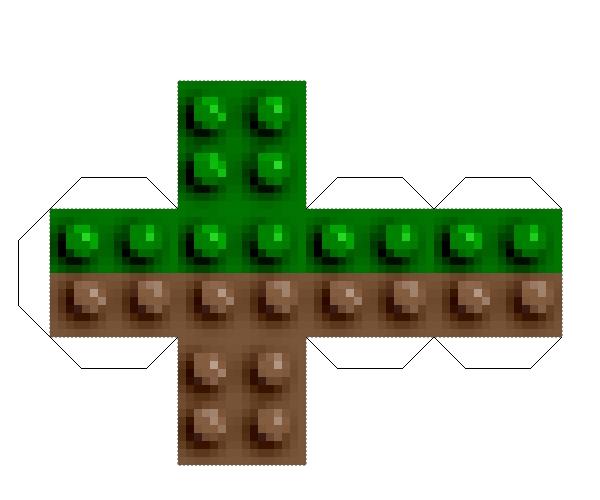 Grass Block (Legopak)