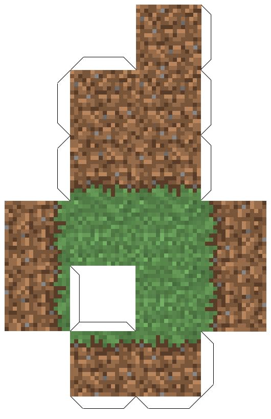 Triple Grass Block-2