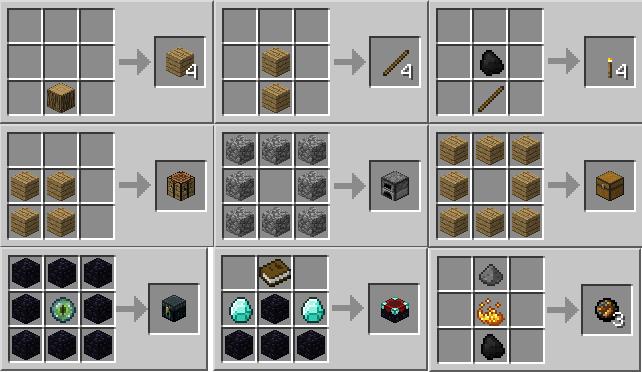 Minecraft как сделать что нибудь фото 202