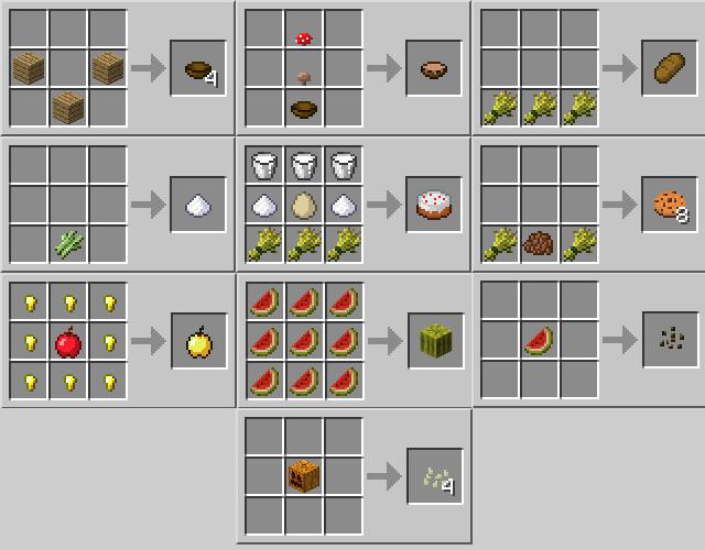 Minecraft 1.5.2 как сделать поршень 56