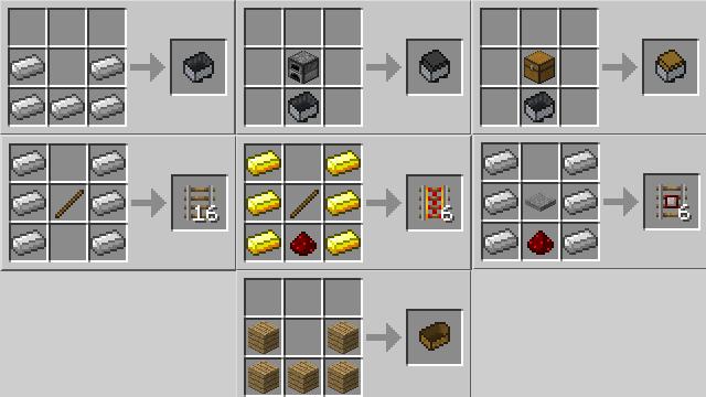 Minecraft как сделать электрические рельсы фото 426
