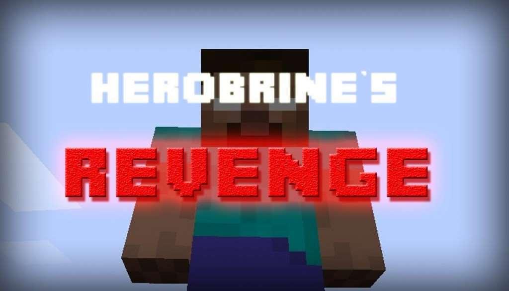 Herobrine's Revenge-logo