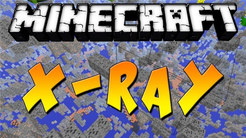 Minecraft-xray-chit