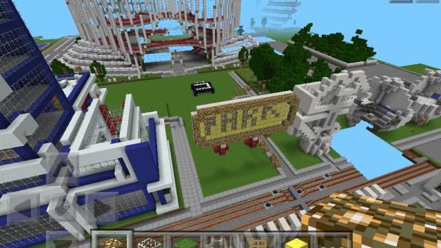 FUTURISTIC MODERN CITY-1