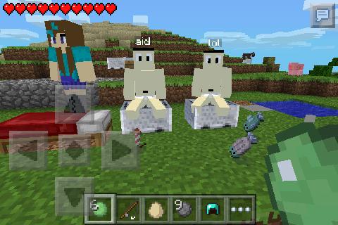 Minecraft comes alive-mod-2