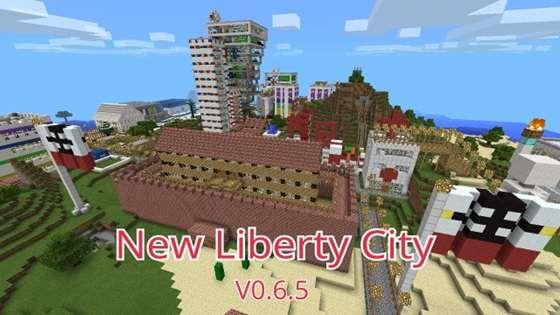 karta-New Liberty City-logo