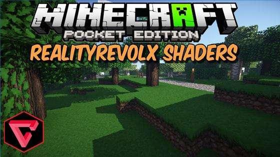 RealiTyRevolX-Shader-logo