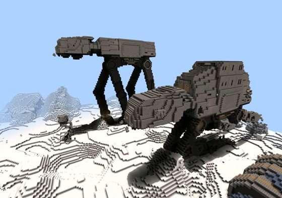 karta-Star Wars Walkers-1