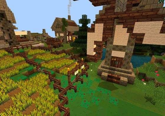 ТОП 10 текстурпаков для Minecraft PE 1.2/1.3