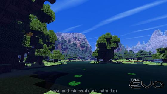 шейдеры evo для minecraft pe 0.16.0