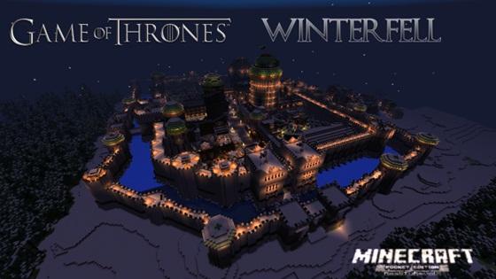 игры престолов в майнкрафт