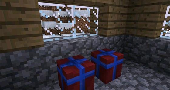 Подарки в Моде на декоративные блоки для Майнкрафт ПЕ