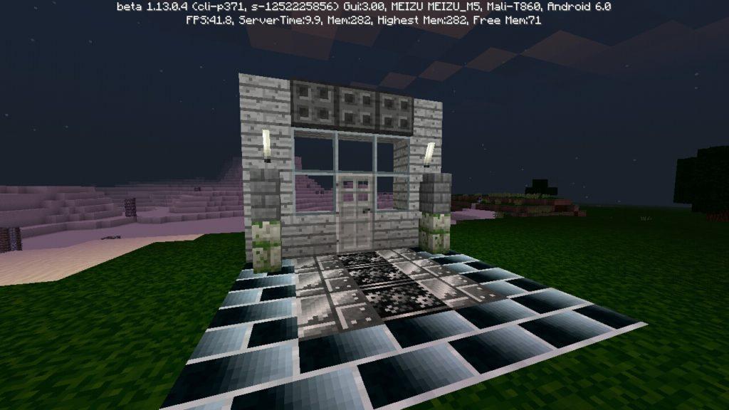 Блоки Зомби Апокалипсиса в Майнкрафт ПЕ