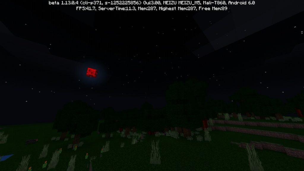 Зомби Апокалипсис ночью в Майнкрафт ПЕ
