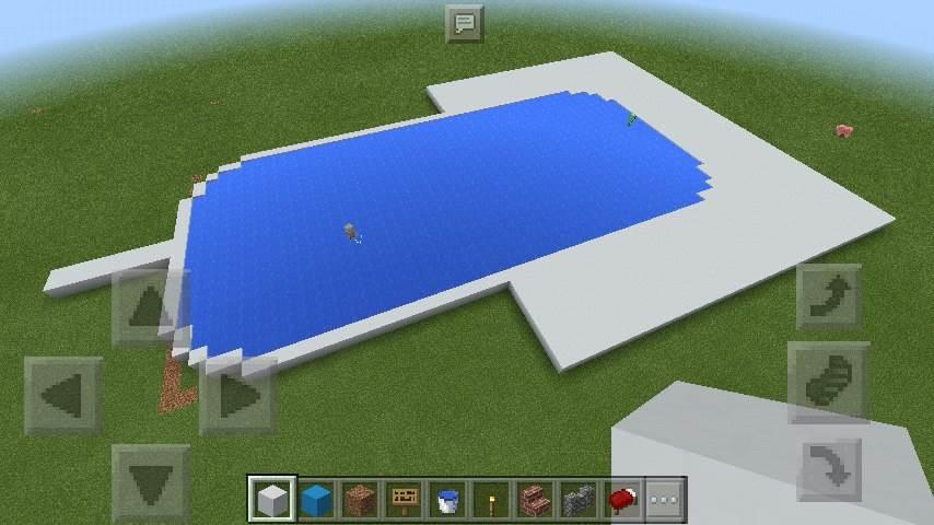 способностью картинки как построить бассейн в майнкрафте людей возбуждает вся
