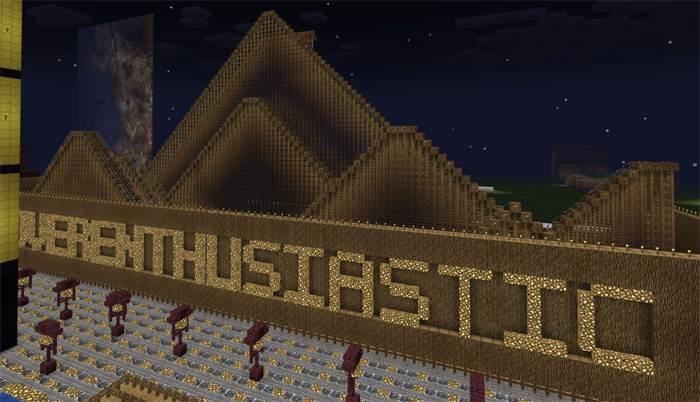 Notchland Amusement Park - оторвись в Minecraft по-полной!