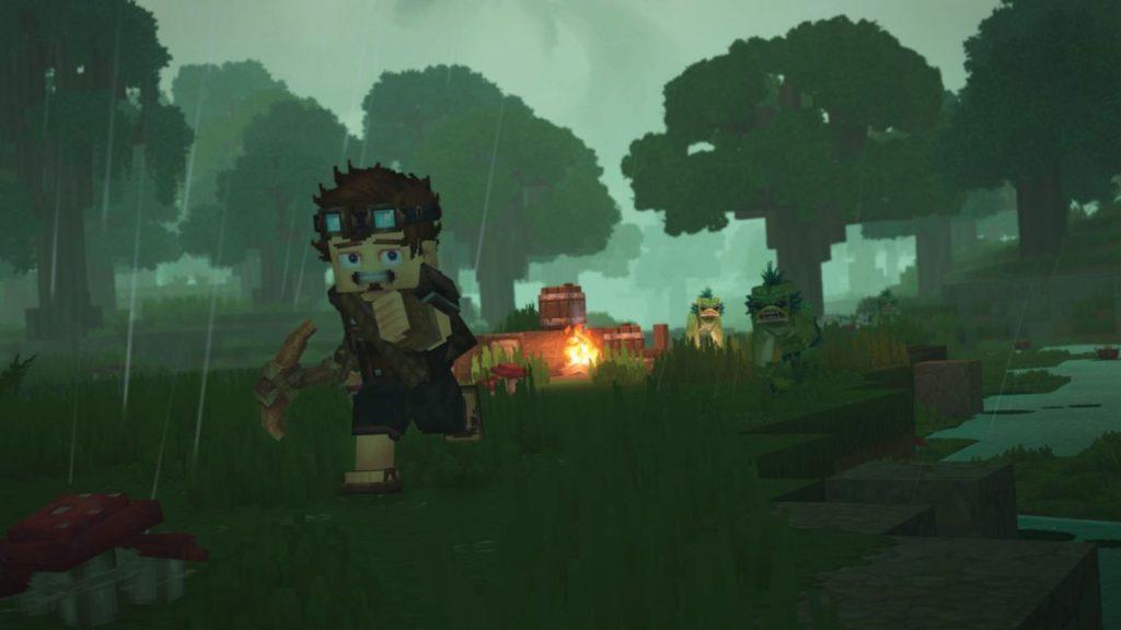 Hytale — ролевая игра в стиле Minecraft