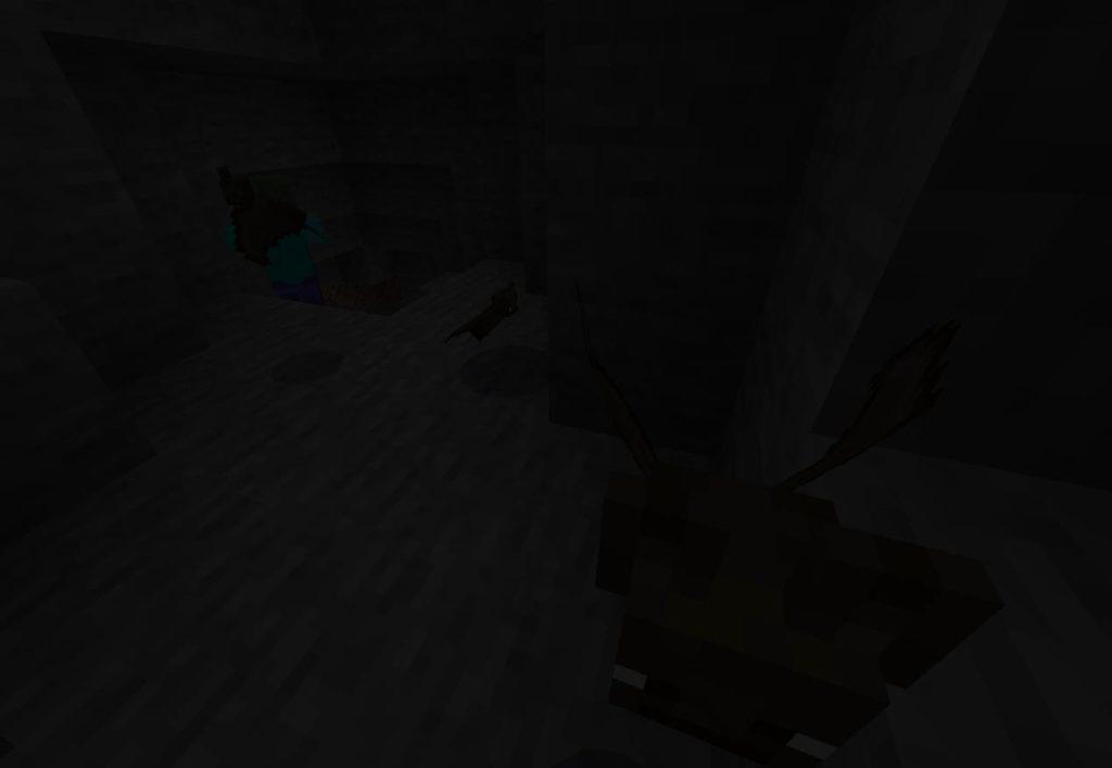 Летучие мыши в майнкрафте
