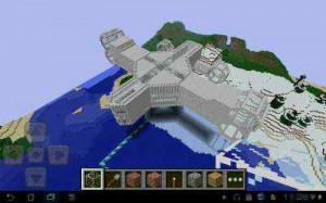 Отличные карты для Minecraft PE 0.6.1