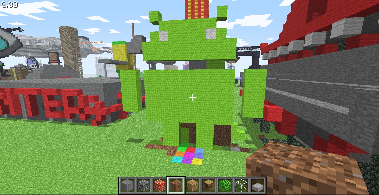 Майнкрафт как построить дом - 4efb8
