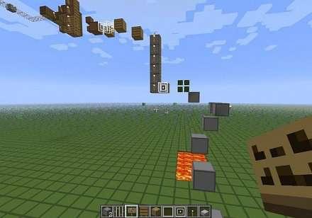 Паркур-карта Epic Jump Map для Minecraft PE