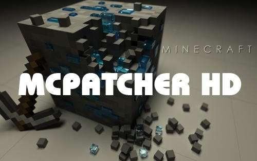 Minecraft mcpatcher 15 2 download