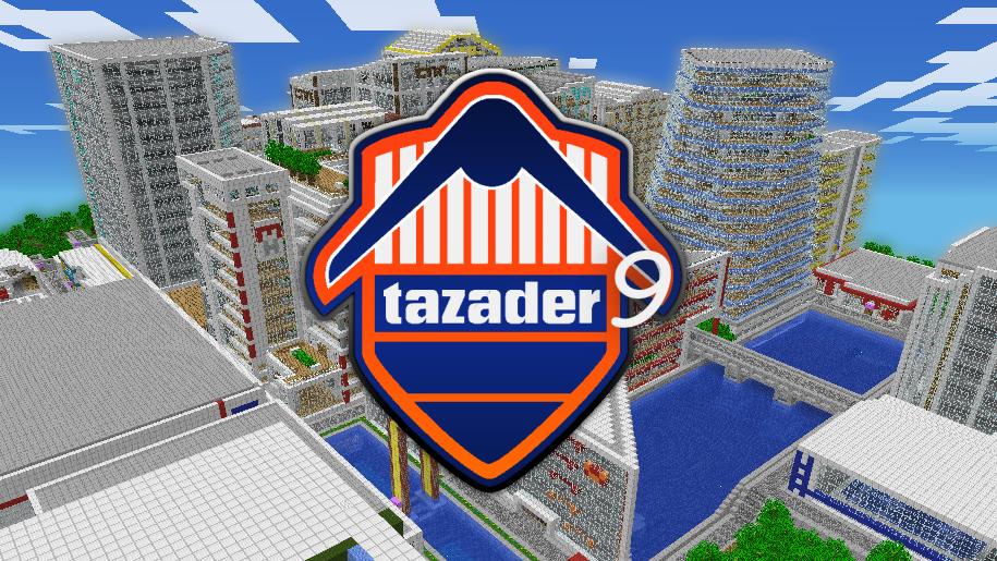creative-карта Tazader 9