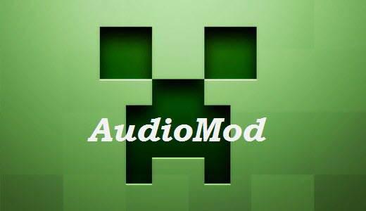 AudioMod (Аудиомод) для Minecraft 1.5.2