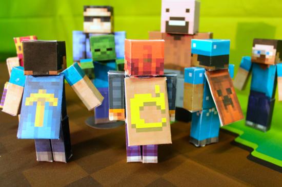 Отличные плащи для Minecraft 1.5.2
