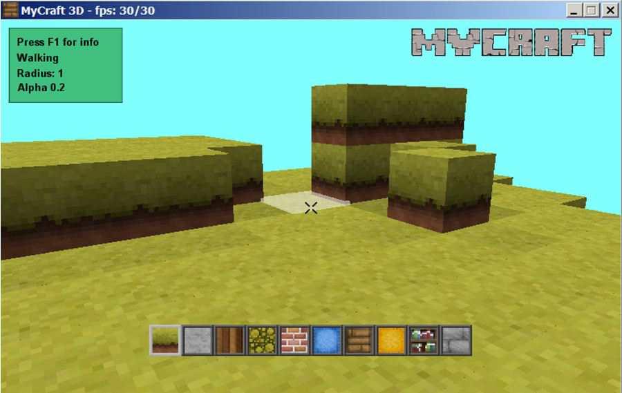 MyCraft_3D_1