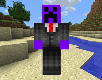 Скин крипера для Minecraft