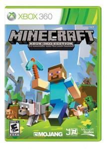 Теперь можно купить Minecraft Xbox 360 Edition на диске!
