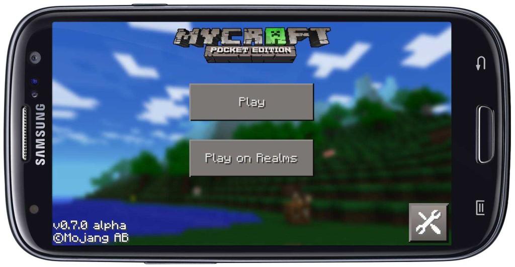 Minecraft 0.7.1 На Андроид На Русском