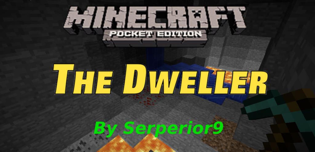 Карта THE DWELLER! Сможете ли вы выжить в Minecraft?
