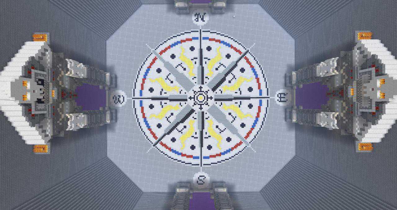 Как сделать компас в Minecraft - Minecraft PE