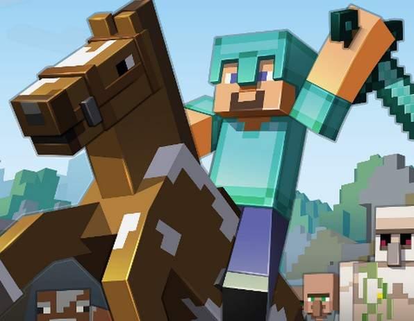 Состоялся релиз Minecraft 1.6.1 The Horse Update