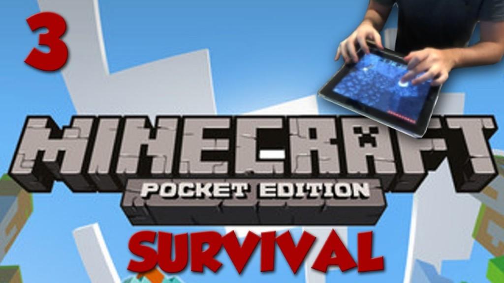 5 лучших карт на выживание для Minecraft Pocket Edition