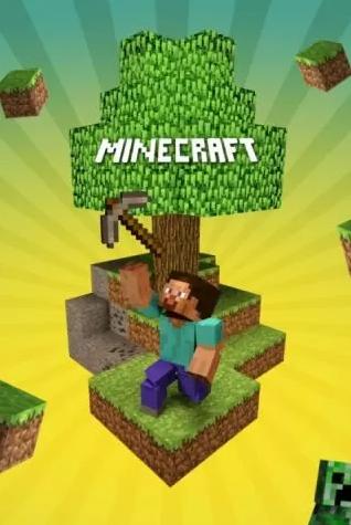 Живые 3d обои Minecraft