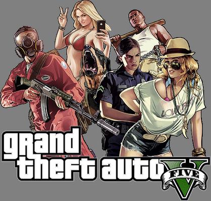 Игра GTA 5: скачать торрент!