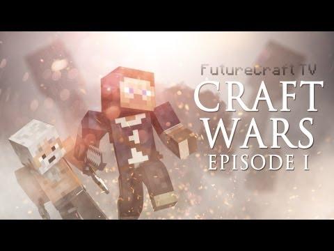 Сериалы о Майнкрафт: Craft Wars