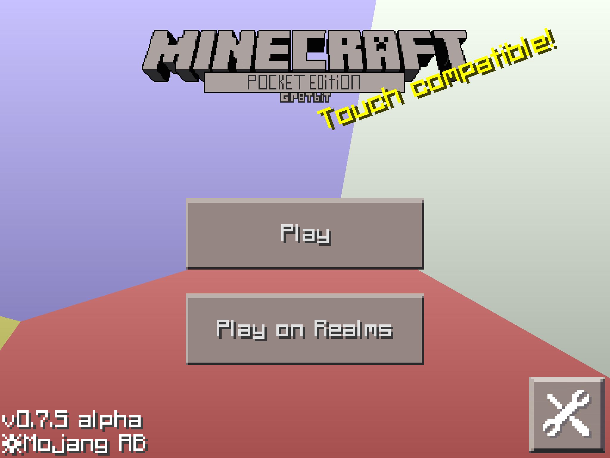 Текстуры GR8BITPE для Minecraft PE [0.7.5]