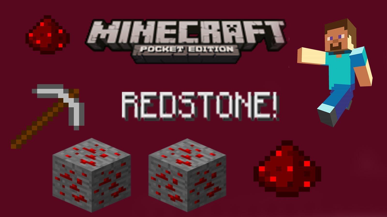 Скрипт Redstone Ore — руда Редстоун [0.7.6]