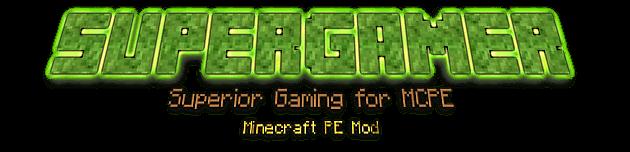 supergamer-mod-minecraft-logo