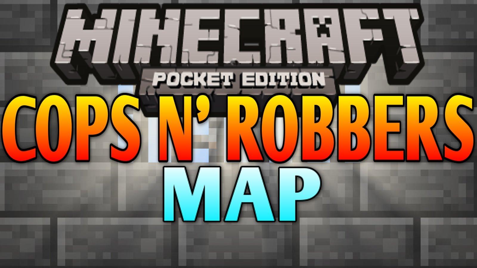 Обновленная карта COPS AND ROBBERS 3.0 [0.8.0]