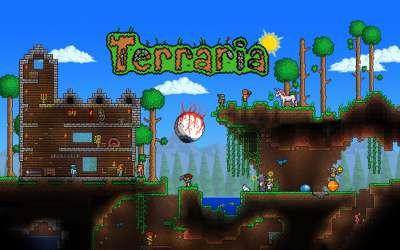 Terraria — копай, сражайся, исследуй, строй!