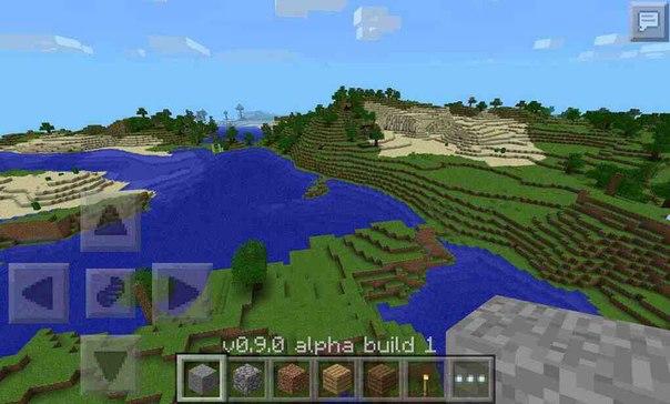 Бета-тест Minecraft PE 0.9.0 уже не за горами!