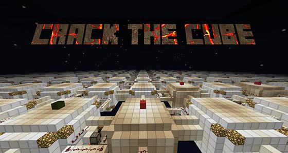Карта — паззл «Взломайте куб» [15 уровней!]