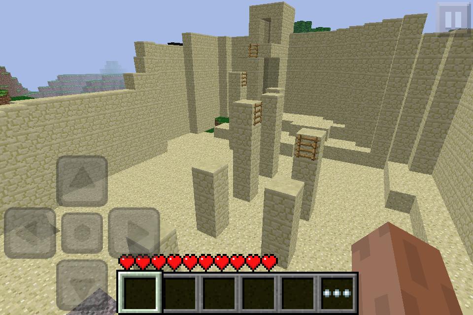Карта «Приключения в подземном городе»!