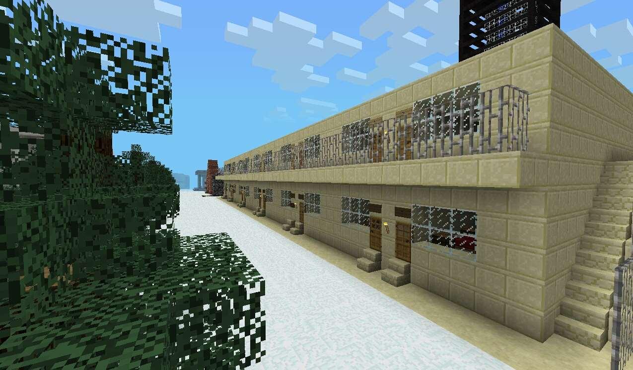 Скачать Карту Банк для Minecraft